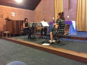 The Lakeside Quartet